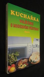 náhled knihy - Kuchařka : vaříme s moderními přístroji