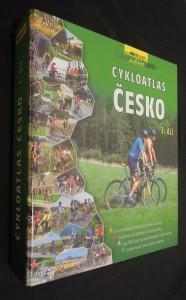 náhled knihy - Cykloatlas Česko : I. díl