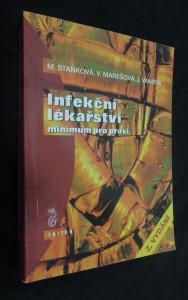 náhled knihy - Infekční lékařství : minimum pro praxi