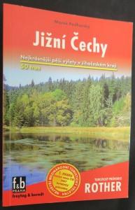 náhled knihy - Jižní Čechy : 50 vybraných turistických tras