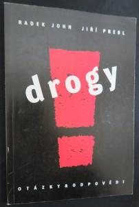 náhled knihy - Drogy! : 106 otázek a odpovědí
