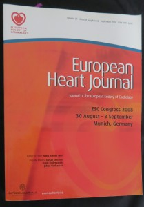 náhled knihy - European Heart Journal (Volume 29, September 2008)