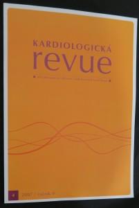 náhled knihy - Kardiologická revue (číslo 4, 2007, ročník 9)