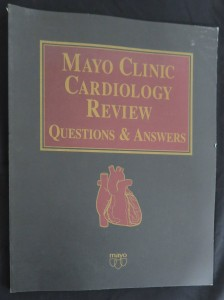 náhled knihy - Mayo Clinic Cardiology Review: Questions & Answers