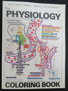 náhled knihy - The Physiology Coloring Book