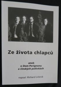 náhled knihy - Ze života chlapců (včetně podpisu a věnování autora)
