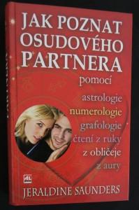 náhled knihy - Jak poznat osudového partnera : pomocí astrologie, numerologie, grafologie, čtení z ruky, z obličeje, z aury