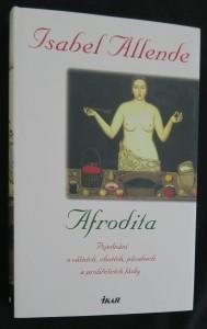 náhled knihy - Afrodita : pojednání o vášních, chutích, půvabech a prohřešcích lásky