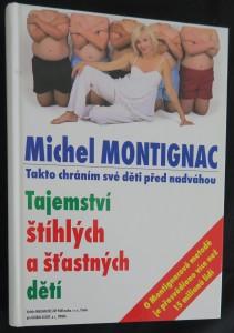 náhled knihy - Tajemství štíhlých a šťastných dětí : takto chráním své děti před nadváhou