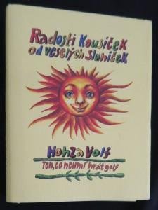 náhled knihy - Radosti kousíček od veselých sluníček