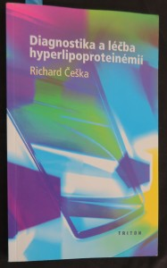 náhled knihy - Diagnostika a léčba hyperlipoproteinémií