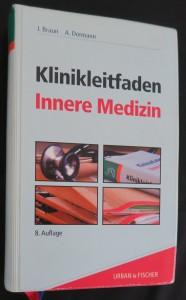 náhled knihy - Klinikleitfaden: Innere Medizin