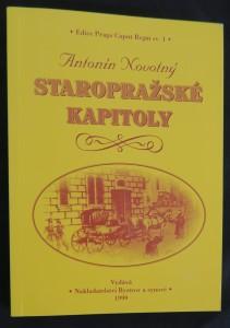 náhled knihy - Staropražské kapitoly
