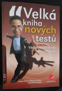 náhled knihy - Velká kniha nových testů : vědomostní testy pro dospělé