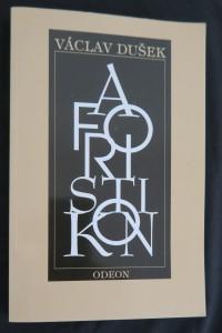 náhled knihy - Aforistikon