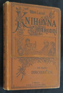 náhled knihy - Drobeček : historie dítěte