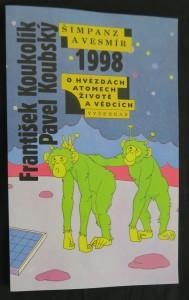 náhled knihy - Šimpanz a vesmír 1998
