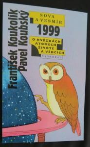 náhled knihy - Sova a vesmír 1999