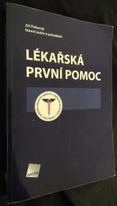 náhled knihy - Lékařská první pomoc