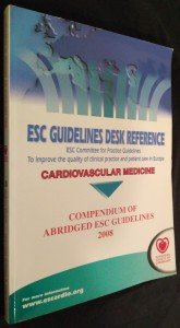 náhled knihy - Compendium of Abridged ESC Guidelines
