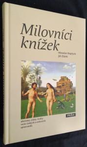 náhled knihy - Milovníci knížek : aforismy, citáty, úvahy, verše českých a světových spisovatelů