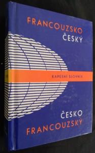 náhled knihy - Francouzsko-český a česko-francouzský kapesní slovník