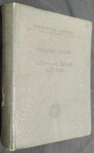 náhled knihy - Csech - Magyar Szótár