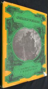 náhled knihy - Tajemný hrad v Karpatech