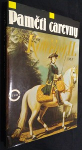 náhled knihy - Paměti carevny Kateřiny II.