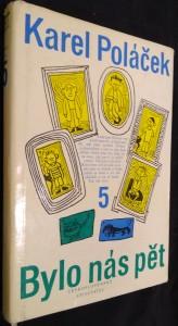 náhled knihy - Bylo nás pět