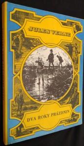 náhled knihy - Dva roky prázdnin : pro čtenáře od 9 let