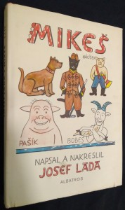 náhled knihy - Mikeš