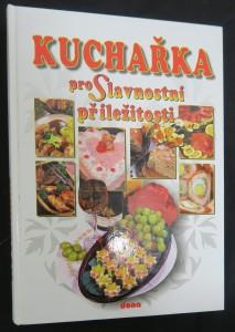 náhled knihy - Recepty naší rodiny. 10. ročník, Kuchařka pro slavnostní příležitosti