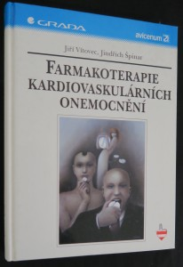 náhled knihy - Farmakoterapie kardiovaskulárních onemocnění