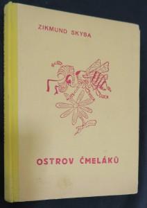 náhled knihy - Ostrov čmeláků