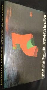 náhled knihy - Dřevěná knížka