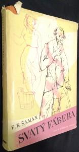 náhled knihy - Svatý Fábera : Román