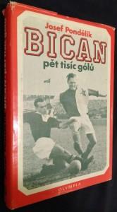 náhled knihy - Bican - pět tisíc gólů