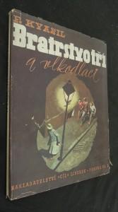 náhled knihy - Bratrstvo tří a vlkodlaci : Dětský román