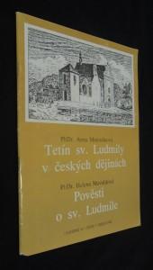náhled knihy - Tetín sv. Ludmily v českých dějinách