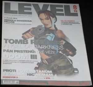 náhled knihy - Level, 2002, ročník 8., č. 5