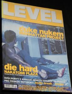 náhled knihy - Level, 2002, ročník 7., č. 5