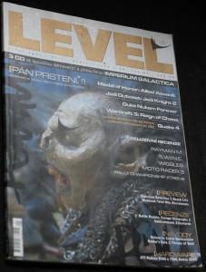 náhled knihy - Level, 2002, ročník 8, číslo 1