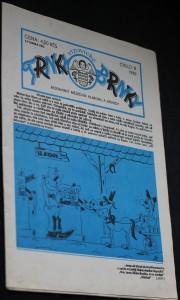 náhled knihy - Vizovické trnky brnky, 1990, číslo 5
