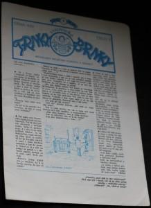 náhled knihy - Vizovické trnky brnky, číslo 3