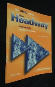 náhled knihy - New Headway Intermediate : Workbook with key