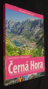 náhled knihy - Turistický průvodce : Černá Hora