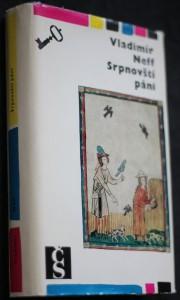 náhled knihy - Srpnovští páni