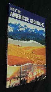 náhled knihy - Nástin americké geografie