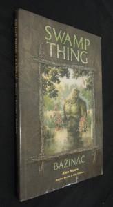 náhled knihy - Bažináč = Swamp Thing